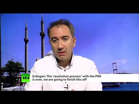 ENEMIES WITH BENEFITS? Ft. Mustafa Akyol, Prominent Turkish Columnist
