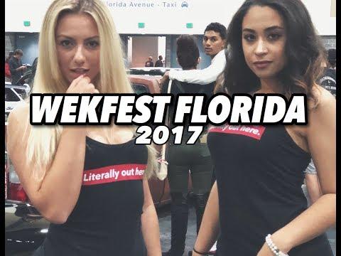 Wekfest FL 2017 | Full Vlog