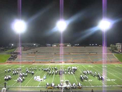 Randall High School Marching Band UIL 2015