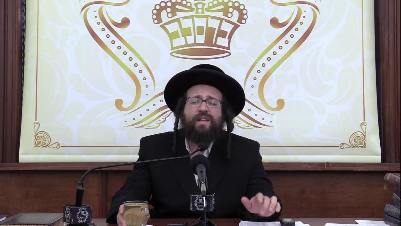 ר' יואל ראטה - קבלת התורה - א' במדבר תשע''ט - R' Yoel Roth