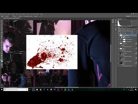 R Foto- Tutorial edición Photoshop-Murder