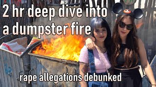 Melanie Martinez is innocent, Timothy Heller is lying: The Deep Dive. +assorted speedpaints