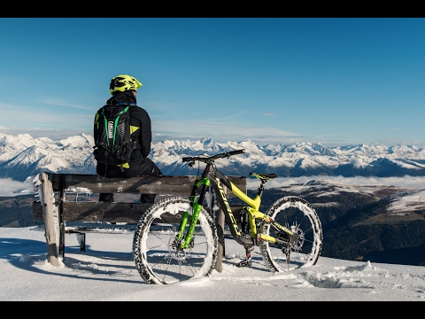 The Snow Must Go On: Alpine Adventure in Northern Italy