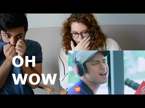 MICHAEL PANGILINAN'S YOUR LOVE COVER (REACTION)