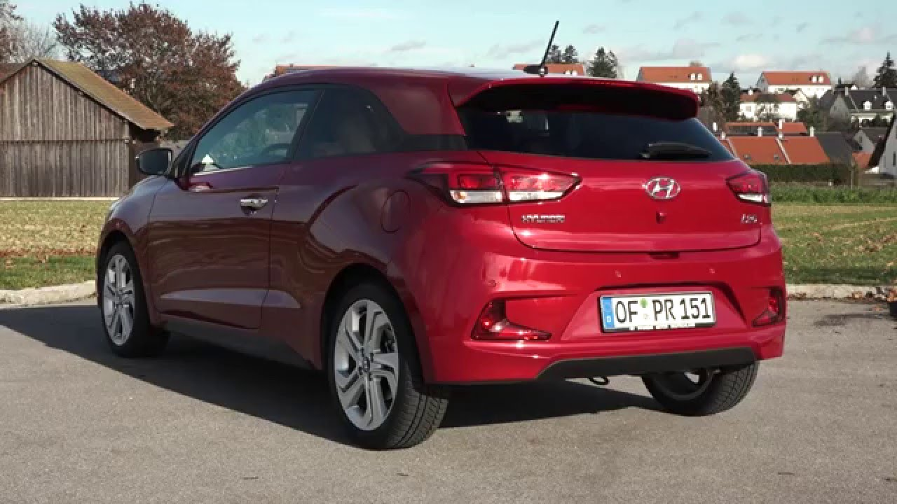 all new hyundai i20 coupe 2016 review test drive 1080p english youtube. Black Bedroom Furniture Sets. Home Design Ideas