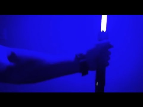 Wicked Lasers Interactive Arctic Expander Saber Youtube