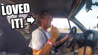 homepage tile video photo for Cleetus and Ben Rip The LS Miata, Tandems With Adam LZ and TJ Hunt In Pro Cars! *Epic Drift Day!*