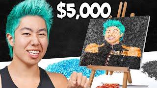 Best Sprinkle Art Wins $5,000 Challenge!   ZHC Crafts