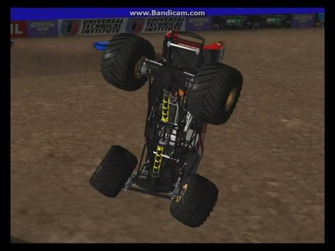 37 Truck Worldfinal's Aweeone Style (sim-monsters/ror)