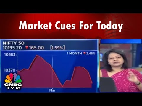 Market Cues | Asia Soft Start | All Indices In Red | Bazaar Morning Call | CNBC TV18