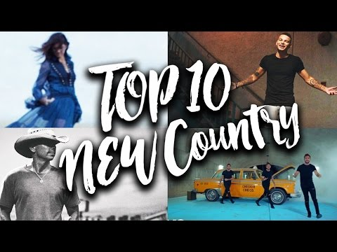 TOP 10 New Country Songs This Month - November, 2016