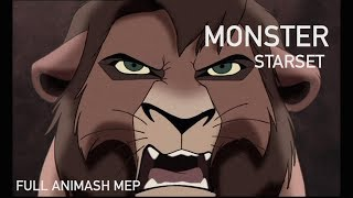 MONSTER | Full Animash MEP