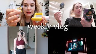Drive In Cinema + Body Confidence   Weekly Vlog #158