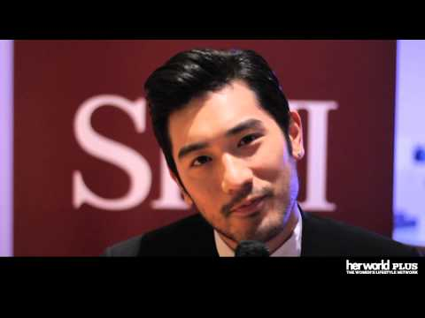 5 minutes with Godfrey Gao