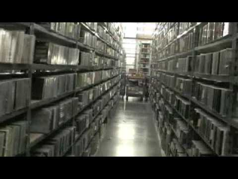 The CD Baby Warehouse - A guided tour - Music Distribution
