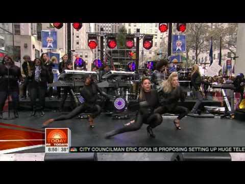 Beyoncé  Single ladies Live at Today  2008
