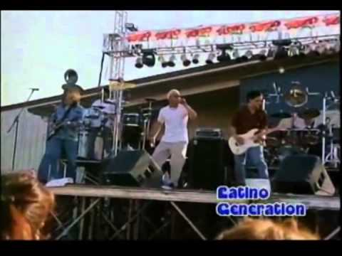 Chris Perez Band Annie Live 2000 + Interview on Latino Generation