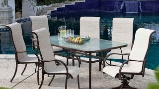 Glass Top Patio Table Parts