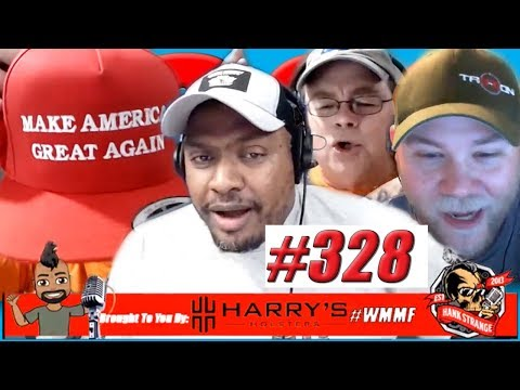 Podcast #328 -FreeForAll Monday: No MAGA Hats Chicago For Jussie Smollett? Hank Strange WMMF Podcast