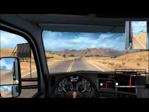 American Truck Simulator gameplay #68