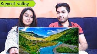 INDIANS react to Kumrat Valley   Mooroo   VLOG