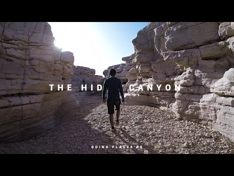 THE HIDDEN CANYON - Going Places 05 | Riyadh, Saudi Arabia