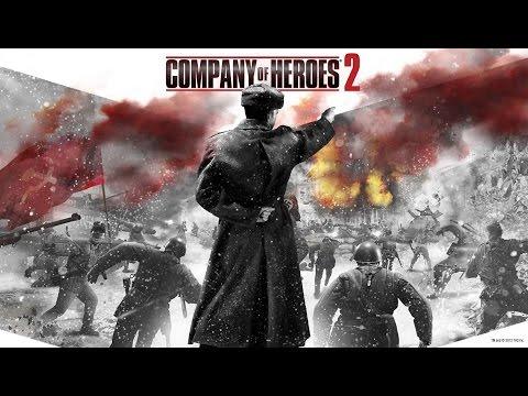 """Company Of Heroes 2 - """"Элитные"""" боты #1"""