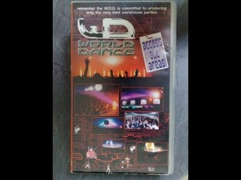 World Dance - Access All Areas 1996 - Soundtrack by Micky Finn, live @ Lydd Airport 1995