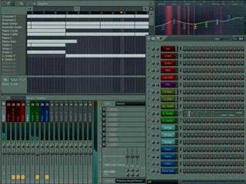 FL Studio - Lenny Kravitz - Fly Away (Drugged Version)
