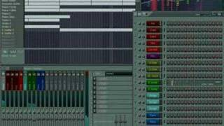 FL Studio - Lenny Kravitz - Fly Away (Drugged Version)