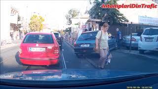 Accident evitat la limita