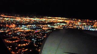 AC877 flight landing in Toronto Pearson International airport