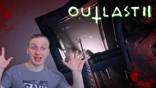 #7 ВЕРНУЛ КАМЕРУ И СНОВА БЕЖАТЬ! Прохождение Outlast 2