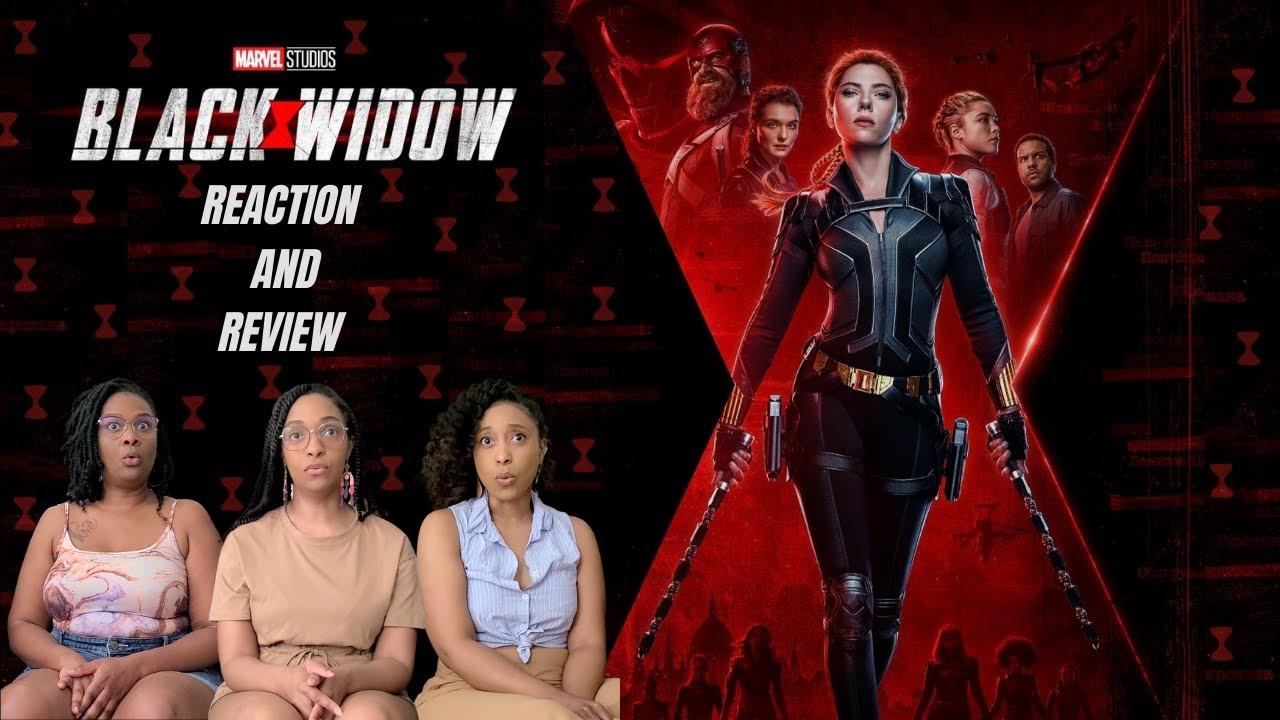 Download Marvel Studios Black Widow - Movie Reaction and Review | Scarlett Johansson |WhatWeWatchin'?!