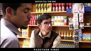 Pathan prank with shopkeepers by Pashtoon vines latest video 2018
