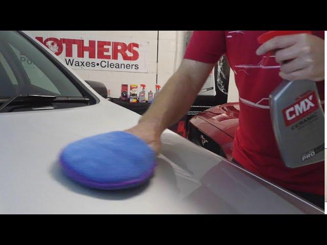 Mothers® CMX® Ceramic Spray Coating How-to