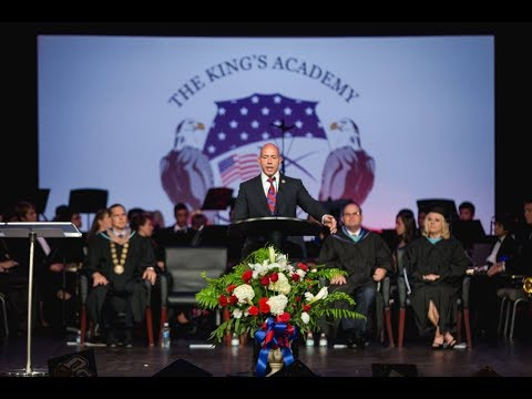 U.S. Rep. Brian Mast- Commencement Address at The King's Academy