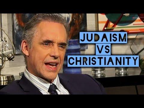 Ben Shapiro & Jordan Peterson - Judaism VS Christianity