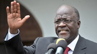 video: Sudden death of John Magufuli, Tanzania's Covid-denying president, prompts questions