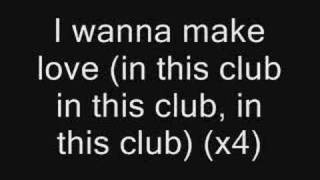 Make Love In This Club - Usher ft. Young Jeezy (w/lyrics)
