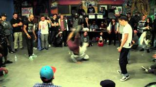 Art Of Freestyle Vs XMOB : FINALS : Double Docious 2014 (Official Event Footage)