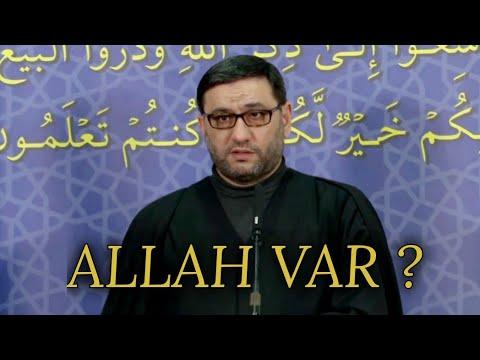 Allah var ? gənclər üçün dinsiz həyat daha ləzzətlidir? - Hacı Şahin - İman və mənəviyyat