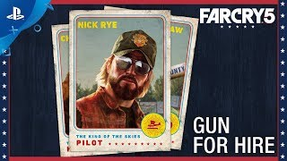 Far Cry 5 - Character Spotlight: Nick Rye – Gun For Hire | PS4