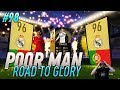 I PACK INFORM STRIKER 96 RONALDO ON THE ROAD TO GLORY Poor Man RTG 98 FIFA 18 Ultimate Team mp3