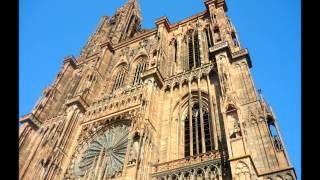 Trompe de Chasse et Orgue : Prière à Notre Dame de Strasbourg ( Natural Hunting Horn in D )