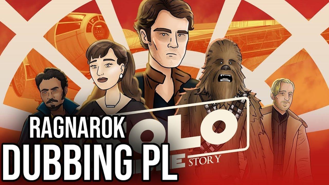 Jak Han Solo: Gwiezdne wojny – historie Powinien Się Skończyć? | DUBBING PL