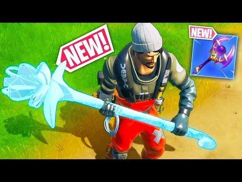 *NEW* SECRET PICKAXE..?!! | Fortnite Funny And Best Moments Ep.656