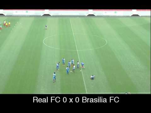 Real FC vs Brasilia FC