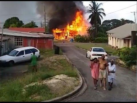 Nation Update: Fire strikes in Six Men's - Dauer: 95 Sekunden