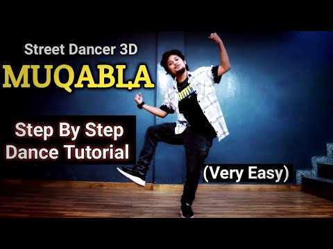 MUQABLA - Dance Tutorial (Step By Step)  || Anoop Parmar